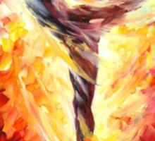 Dance Of Love — Buy Now Link - www.etsy.com/listing/167718238 Sticker