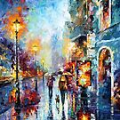 Melody Of Passion — Buy Now Link - www.etsy.com/listing/166973373 by Leonid  Afremov