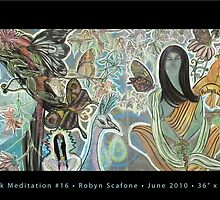 Chalk Meditation #16 Full (June 2010) by Robyn Scafone