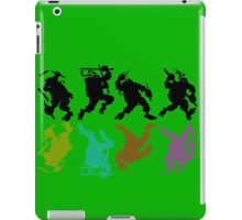 Heroes in a half tone iPad Case/Skin