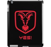 Yes! Dodger iPad Case/Skin