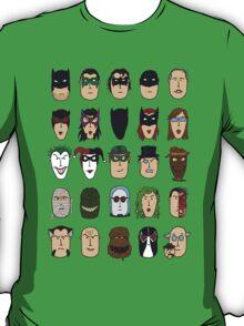Batman Heroes & Villains T-Shirt