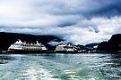Skagway Harbour by Yukondick