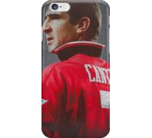 Eric Cantona iPhone Case/Skin