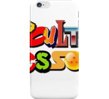 Pop Culture Crossover iPhone Case/Skin