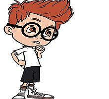 Mr Peabody Sherman - t-shirt by shoshie