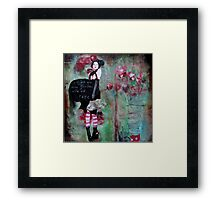 """""""Wild and Rare"""" by Monika Welch Framed Print"""