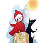 Red & Wolf in London by Paolavk