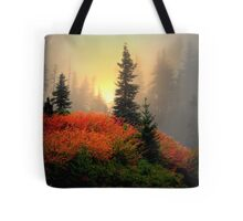 The Reds Are Here  ~ Fall Colors ~ Tote Bag