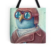 Pilot Captain Ivan Twittor Tote Bag