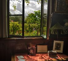 A room with a view….. by Zebi Risidi