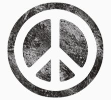 Peace Symbol - Dissd by Rainy