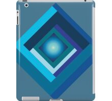 Cubic Blues and Cosmic Truths iPad Case/Skin