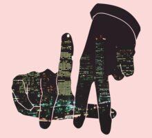 La City Skyline Kids Clothes