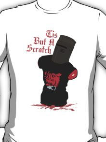 Black Knight - Tis But A Scratch T-Shirt