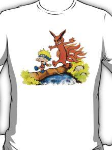 Homicidal Psycho Ninja Fox T-Shirt