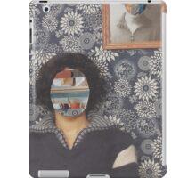 Mirrored on Wall iPad Case/Skin