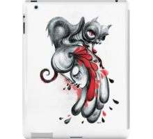 The Black Cat iPad Case/Skin