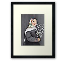Palm Sunday Framed Print