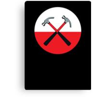 Hammers Logo Canvas Print