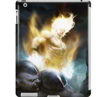 Goku and Frieza iPad Case/Skin