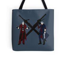 Dante & Nero Tote Bag