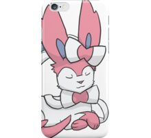Vicious Dragon Slayer Sylveon iPhone Case/Skin