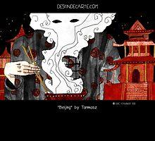 """""""Beijing"""" by Tarmasz by Eric Tchijakoff"""