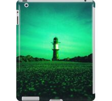 GREEN LIGHTHOUSE iPad Case/Skin