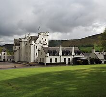 Blair Castle by Maria Gaellman