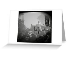 What a parade! Greeting Card