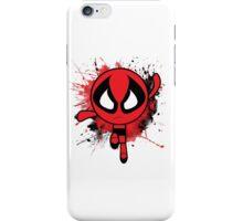 Deadpuff! iPhone Case/Skin