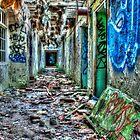 The Corridor by Dave Godden