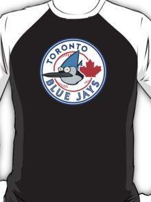 A Regular Blue Jay T-Shirt