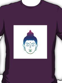 Face of Buddha T-Shirt