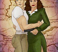 Agent Carter (+1) by RyanIncandenza