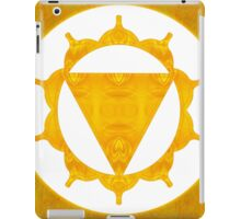 Energy Center Abstract Chakra Artwork iPad Case/Skin
