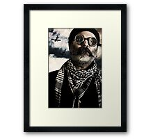 I Say Chaps, steady on! Framed Print