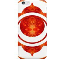 Exploding Sensuality Abstract Chakra Art  iPhone Case/Skin