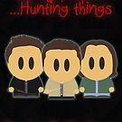 Supernatural - Family Business by Styl0