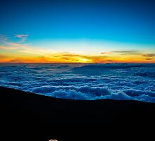 Above the Clouds by austinlundi