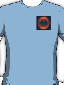 Awareness Intensified Abstract Healing Artwork  T-Shirt