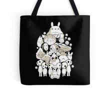 My neighborhood friends Tote Bag