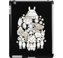 My neighborhood friends iPad Case/Skin