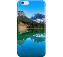 Lake of the Emerald City - British Columbia, Canada iPhone Case/Skin