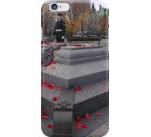 Canadian War Memorial in Ottawa, Canada iPhone Case/Skin