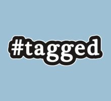Tagged - Hashtag - Black & White by graphix