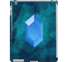 Blue Rupee iPad Case/Skin