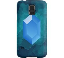 Blue Rupee Samsung Galaxy Case/Skin