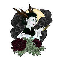 The Opium Goddess Photographic Print